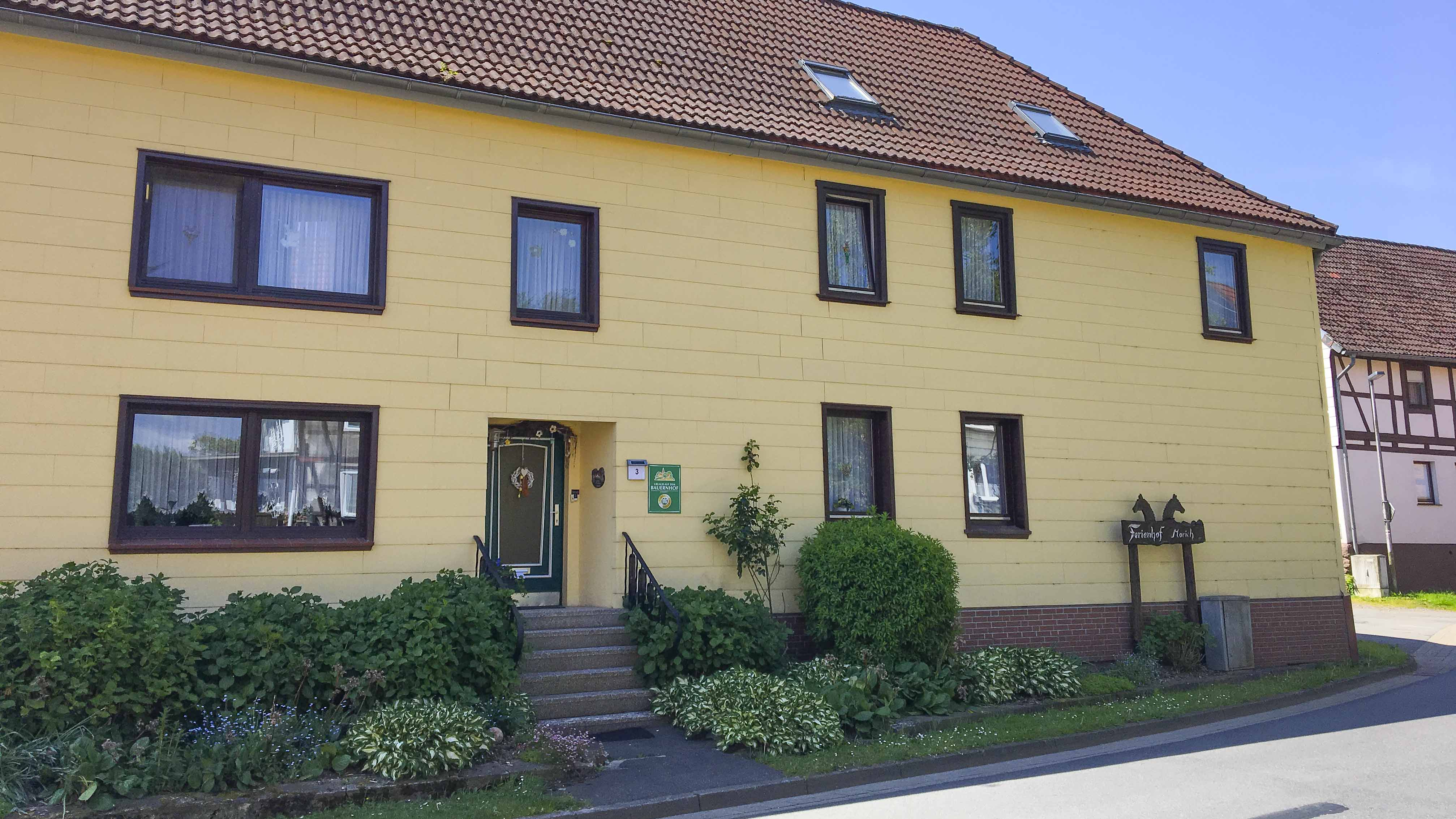 Ferienhof Morich - Hausnummer 3