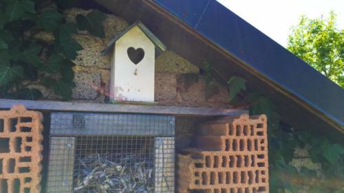 Ferienhof Morich - Insektenhotel