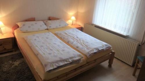 Ferienwohnung Speicher Kinderschlafzimmer