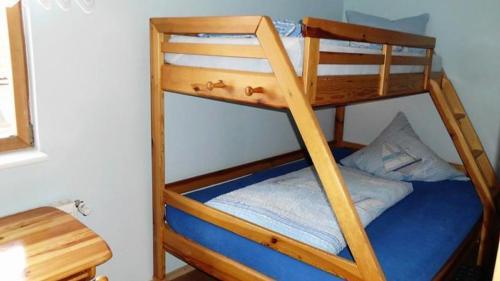 Ferienwohnung Kastanienwinkel / Schlafzimmer Kinder