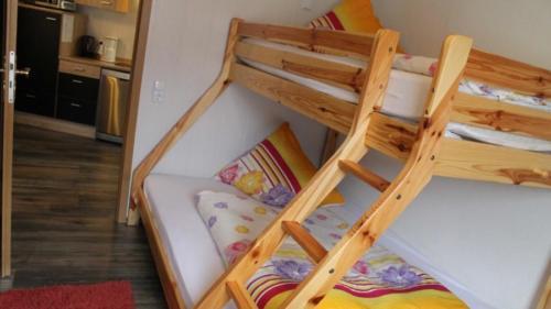 Ferienwohnung Kreuzbusch Kinderzimmer