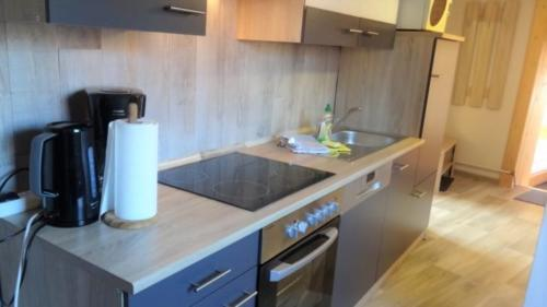 Ferienwohnung Schwalbennest Küche 2